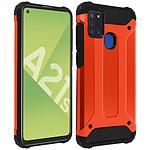 Avizar Coque Orange pour Samsung Galaxy A21s