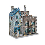 Harry Potter - Puzzle 3D Ollivander's Wand Shop & Scribbulus Writing Implements
