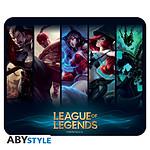 League Of Legends -   Tapis De Souris Souple Champions