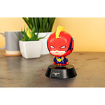 Captain Marvel - Veilleuse 3D Icon