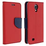 Avizar Etui folio Rouge pour Samsung Galaxy S4
