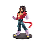 Dragon Ball GT - Statuette Blood of Saiyans Super Saiyan 4 Vegeta Metallic Hair Color 20 cm