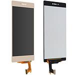 Avizar Ecran LCD Huawei P8 + Vitre Tactile Huawei compatible Or