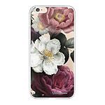 LA COQUE FRANCAISE Coque iPhone 6/6S souple transparente Fleurs roses