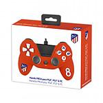 Atlético de Madrid Pro4 wired controller pour PS4
