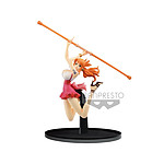 One Piece - Statuette BWFC Nami Normal Color Ver. 13 cm