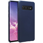 Avizar Coque Bleu Nuit pour Samsung Galaxy S10