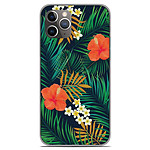 1001 Coques Coque silicone gel Apple iPhone 11 Pro motif Tropical