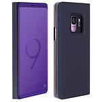 Avizar Etui folio Violet pour Samsung Galaxy S9