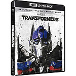 Transformers [Combo Blu-Ray, Blu-Ray 4K]