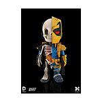 DC Comics - Figurine XXRAY Wave 3 Deathstroke 10 cm