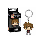 Kingdom Hearts 3 - Porte-clés Pocket POP! Sora 4 cm