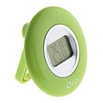 Thermomètre intérieur à écran LCD - Vert - Otio