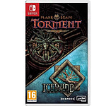 Planestcape Torment and Icewindale (SWITCH)