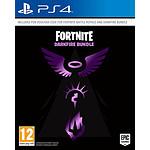 Fortnite Pack Feu Obscur (PS4)