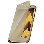 Avizar Etui folio Dorée pour Samsung Galaxy A5 2017