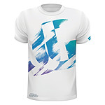 Ultimate Guard - T-Shirt UG Distressed Blanc  - Taille L