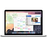 Apple MacBook Pro 13'' Core i5 8Go 128Go SSD Retina (MF841FN/A) Argent