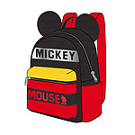 Disney - Sac à dos Casual Fashion Mickey Mouse 22 x 23 x 11 cm