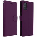 Avizar Etui folio Violet pour Samsung Galaxy A51