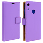 Avizar Etui folio Violet pour Honor 8A , Huawei Y6 2019 , Huawei Y6S , Honor 8A 2020
