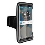 Avizar Brassard sport Noir pour Tous les smartphones de 180 mm de longueur et 105 mm de largeur maximum
