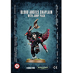Warhammer 40k - Blood Angels Chaplain With Jump Pack