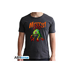 World Of Warcraft - T-shirt Murloc - homme MC dark grey - new fit - Taille S