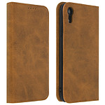 Avizar Etui folio Camel pour Apple iPhone XR
