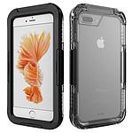Avizar Coque étanche Noir pour Apple iPhone 7 Plus , Apple iPhone 8 Plus