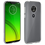 Avizar Coque Transparent pour Motorola Moto G7 Power