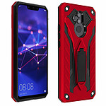 Avizar Coque Rouge pour Huawei Mate 20 lite