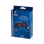 PSG Paris Saint Germain Kit de customisation pour manette PS4