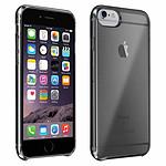 Coque iPhone SE 2020 / 8 /7 / 6 / 6S Translucide noir