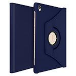 Avizar Etui folio Bleu Nuit pour Huawei MediaPad M6 10.8