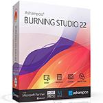 Ashampoo Burning Studio 22 - Licence perpétuelle - 1 poste - A télécharger