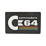 Commodore 64 - Planche à découper Logo