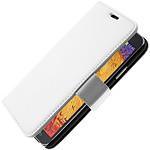 Avizar Etui folio Blanc pour Samsung Galaxy Note 3 Lite