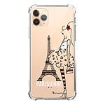LA COQUE FRANCAISE Coque iPhone 11 Pro Max anti-choc souple angles renforcés transparente Parisienne
