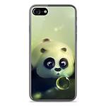 1001 Coques Coque silicone gel Apple IPhone 8 motif Panda Bubble