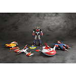 Goldorak UFO Robot Grendizer - Figurine Dynamite Action Grandizer & Spazers Set 17 cm
