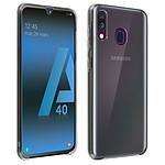 Avizar Coque Transparent pour Samsung Galaxy A40