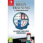 Dr Kawashima s Brain Training (SWITCH)