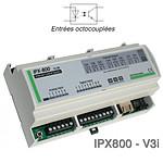 GCE Electronics Ipx800 V3i Carte Relais Webserver  V3i Entrées Optoisolées - Gce IPX800v3i