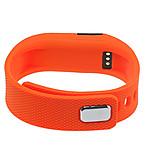 WEE'PLUG Bracelet intelligent SB7 Orange
