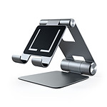 SATECHI Support mobile ajustable tablette Space Gray