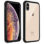 Avizar Coque Noir pour Apple iPhone X , Apple iPhone XS