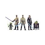Star Wars Celebrate the Saga - Pack 5 figurines The Jedi Order 10 cm