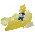 Dragon ball - Figurine Super Saiyan Vegeta Final Blast 9cm