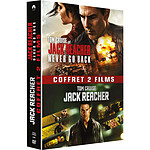 Coffret Jack Reacher 2 Films : Jack Reacher  Never Go Back [DVD]